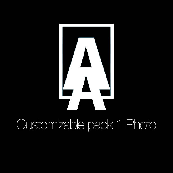 Customizable pack 1 Photo
